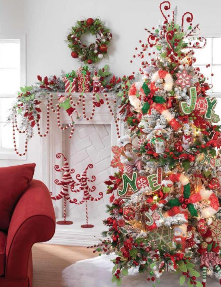 christmas-decoration-2016-4 69 Stunning Christmas Decoration Ideas 2018-2019