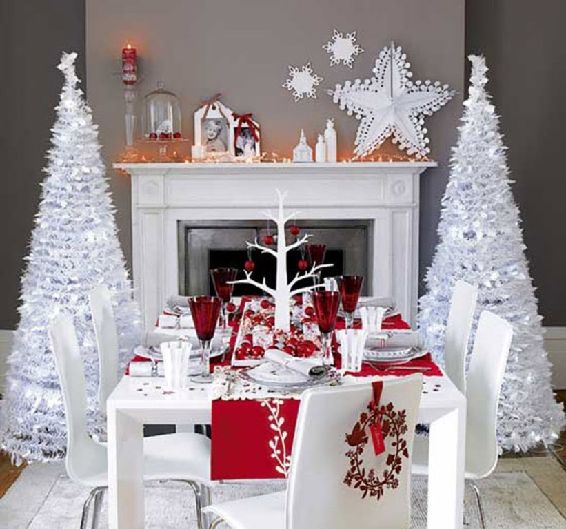 christmas-decoration-2016-55 69 Stunning Christmas Decoration Ideas 2018-2019