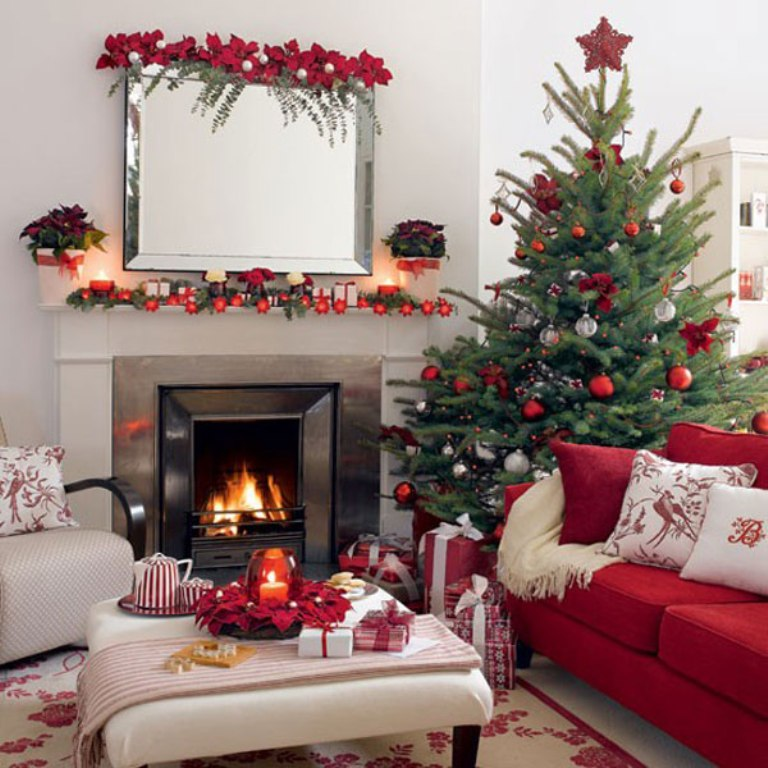 christmas-decoration-2016-57 69 Stunning Christmas Decoration Ideas 2020