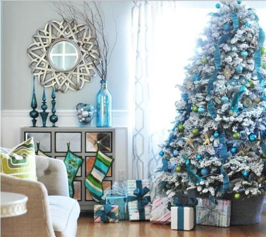 christmas-decoration-2016-58 69 Stunning Christmas Decoration Ideas 2018-2019
