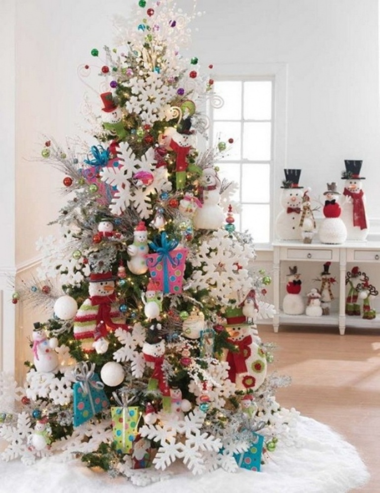 christmas-decoration-2016-6 69 Stunning Christmas Decoration Ideas 2018-2019