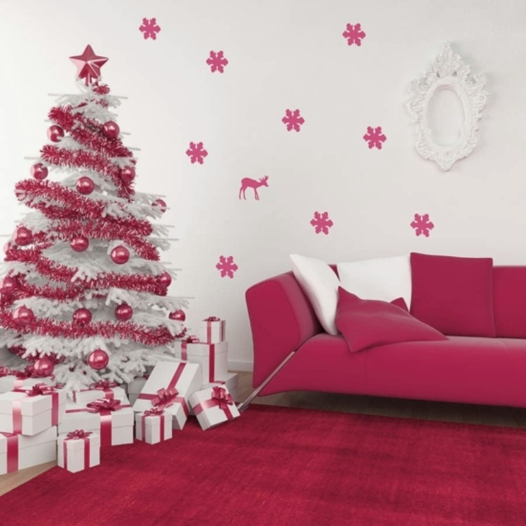 christmas-decoration-2016-68 69 Stunning Christmas Decoration Ideas 2018-2019