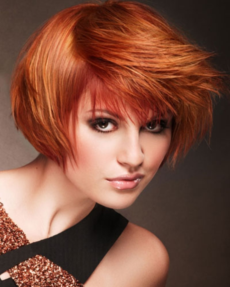 coppery-red-1 20+ Hottest Hair Color Trends for Women in 2020