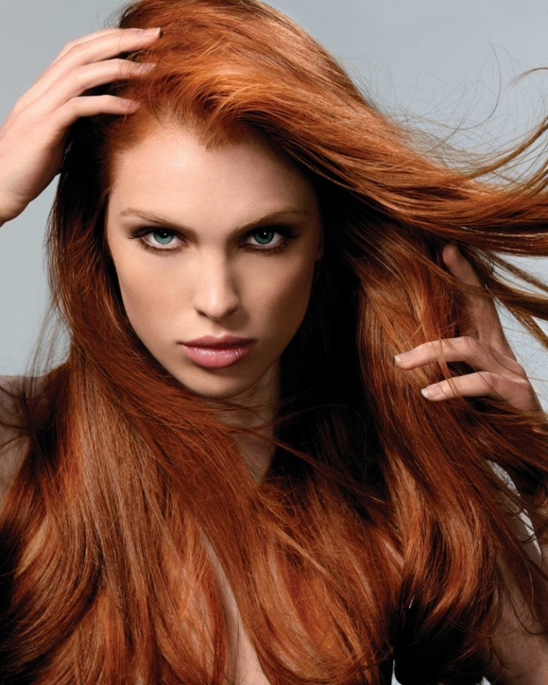 coppery-red-2 20+ Hottest Hair Color Trends for Women