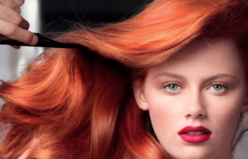 coppery-red 20+ Hottest Hair Color Trends for Women