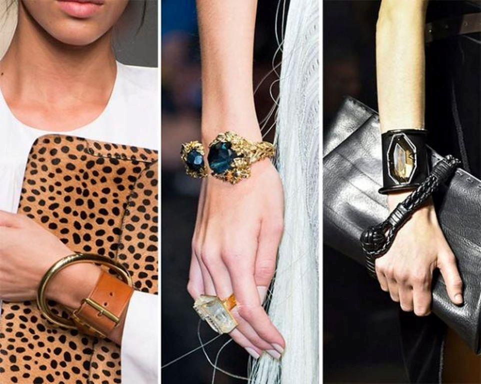 cuffs-and-buckles-3 65+ Hottest Jewelry Trends for Women in 2019