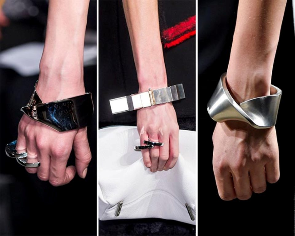 cuffs-and-buckles-8 65+ Hottest Jewelry Trends for Women in 2019