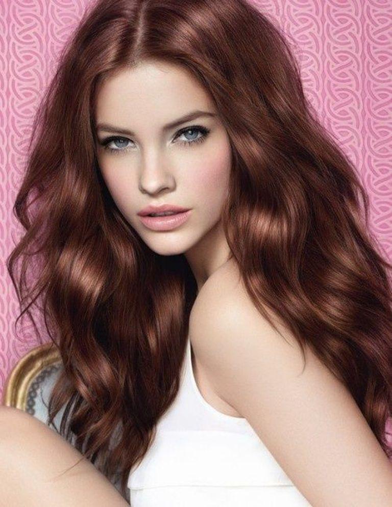 dark-auburn-1 20+ Hottest Hair Color Trends for Women in 2020