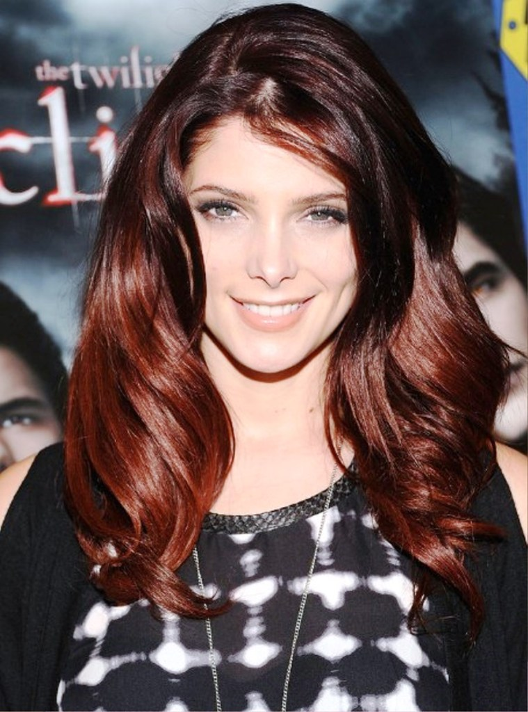 dark-auburn 20 Hottest Hair Color Trends for Women in 2016