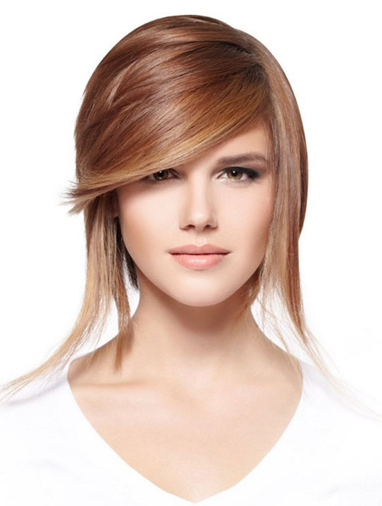 deep-side-parting-1 27+ Latest Hairstyle Trends for Women in 2020