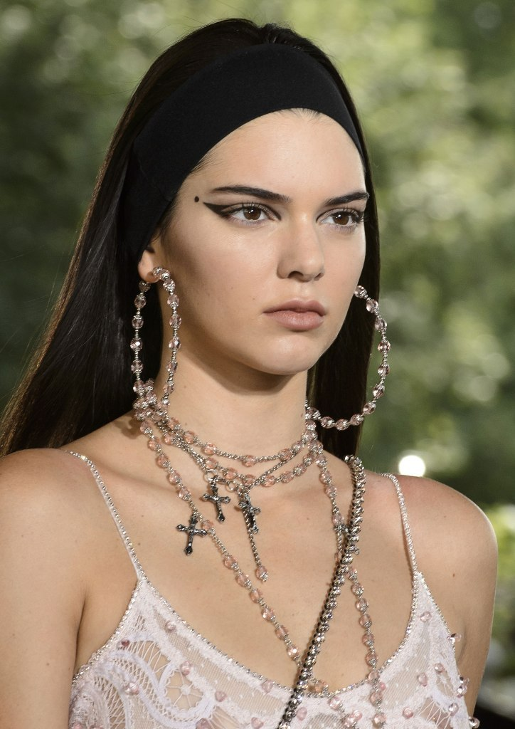 drop-single-hoop-and-statement-earrings-12 65+ Hottest Jewelry Trends for Women in 2020