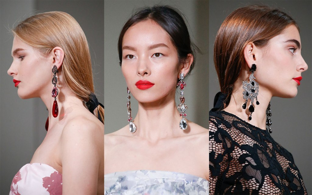 drop-single-hoop-and-statement-earrings-20 65+ Hottest Jewelry Trends for Women in 2019