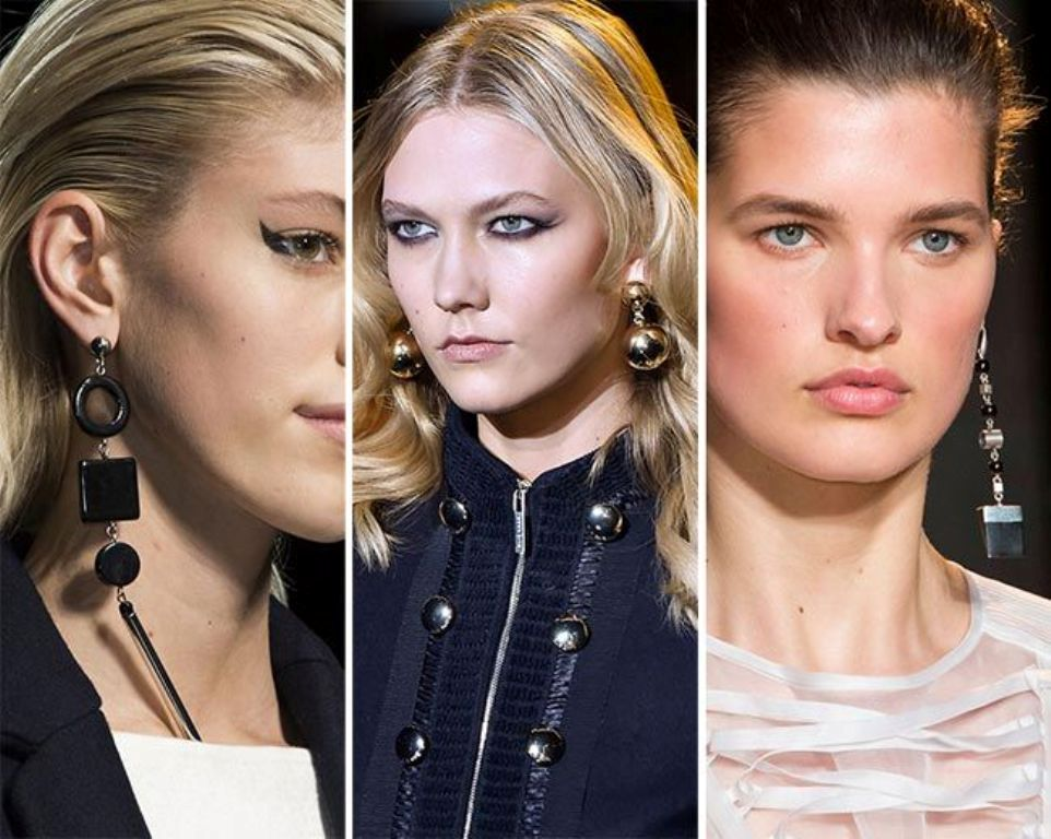 drop-single-hoop-and-statement-earrings-22 65+ Hottest Jewelry Trends for Women in 2020