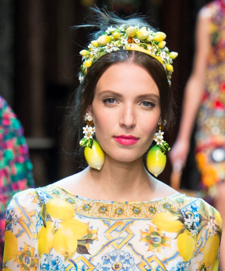drop-single-hoop-and-statement-earrings 65+ Hottest Jewelry Trends for Women in 2020