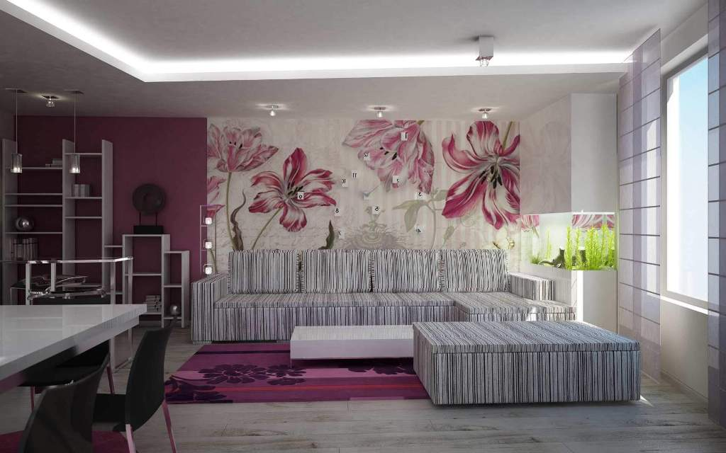 floral-prints-2 75+ Latest & Hottest Home Decoration Trends in 2020
