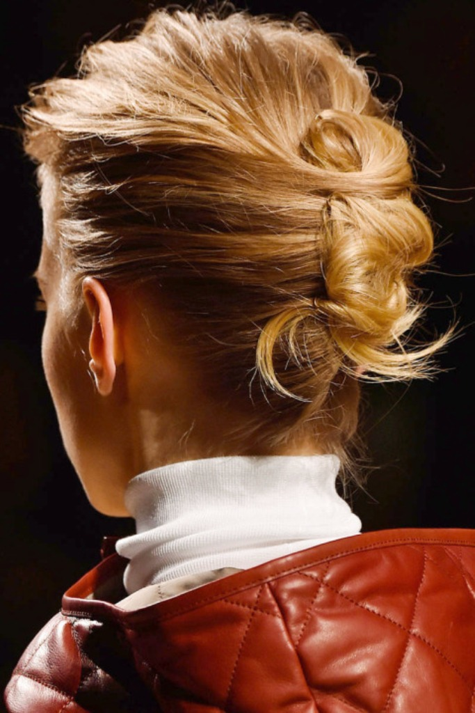 french-twist-1 27 Latest Hairstyle Trends for Women in 2017