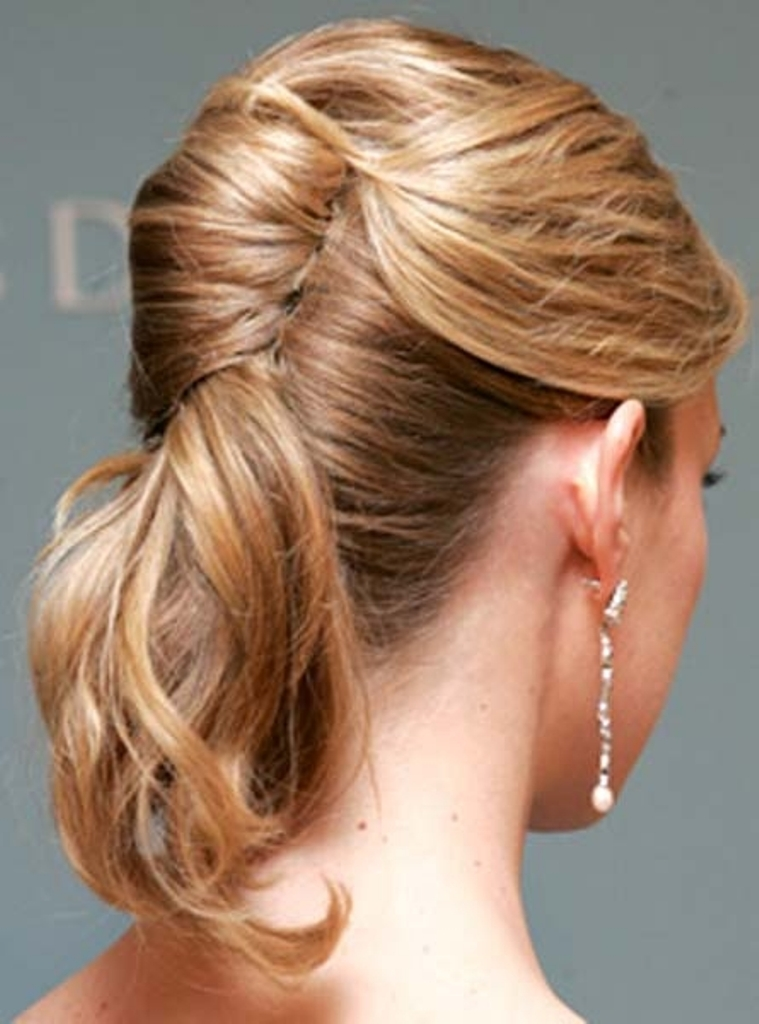 french-twist-2 27+ Latest Hairstyle Trends for Women in 2020