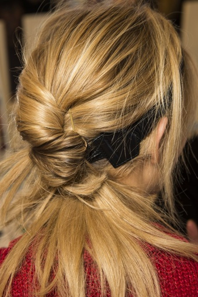 french-twist-3 27+ Latest Hairstyle Trends for Women in 2020