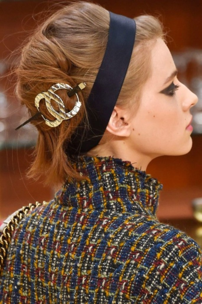 french-twist 27 Latest Hairstyle Trends for Women in 2017
