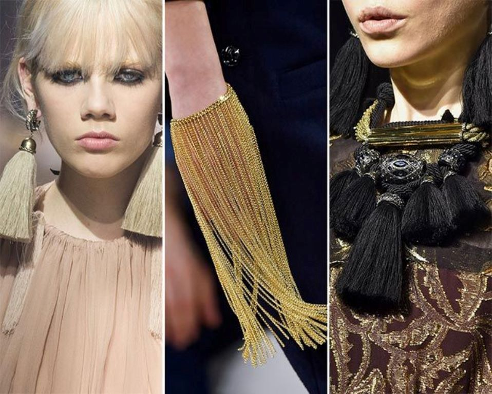 fringed-jewelry-1 65+ Hottest Jewelry Trends for Women in 2019