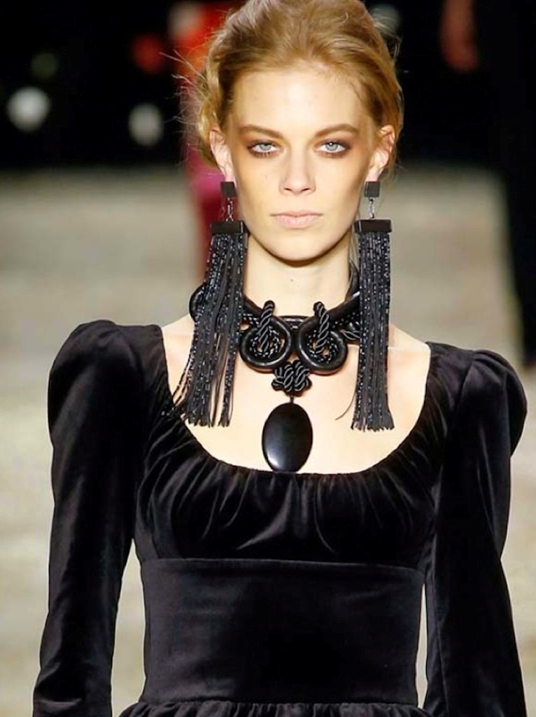 fringed-jewelry 65+ Hottest Jewelry Trends for Women in 2020