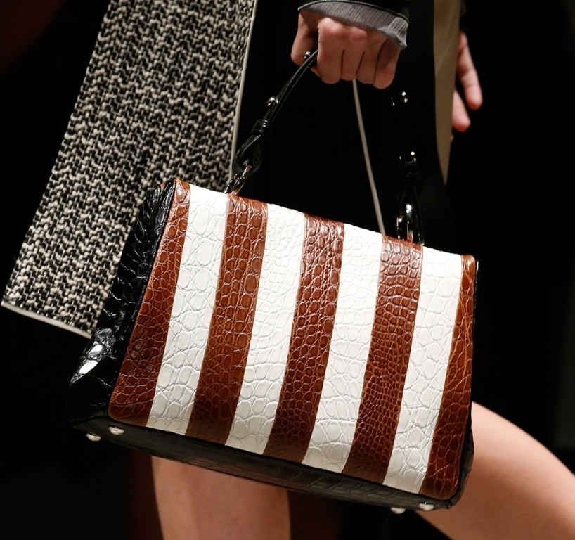 fur-reptile-skin-and-leather-11 75 Hottest Handbag Trends for Women in 2019