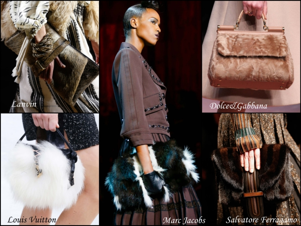 fur-reptile-skin-and-leather-16 75 Hottest Handbag Trends for Women in 2020