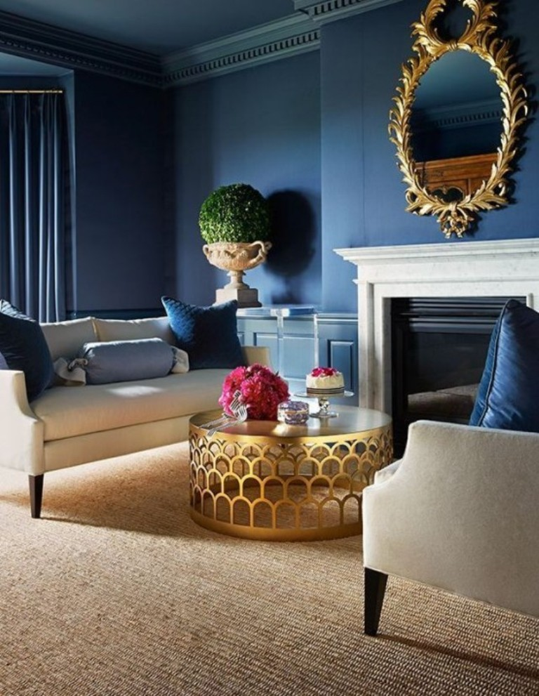 gold-for-more-luxury-2 75+ Latest & Hottest Home Decoration Trends in 2019
