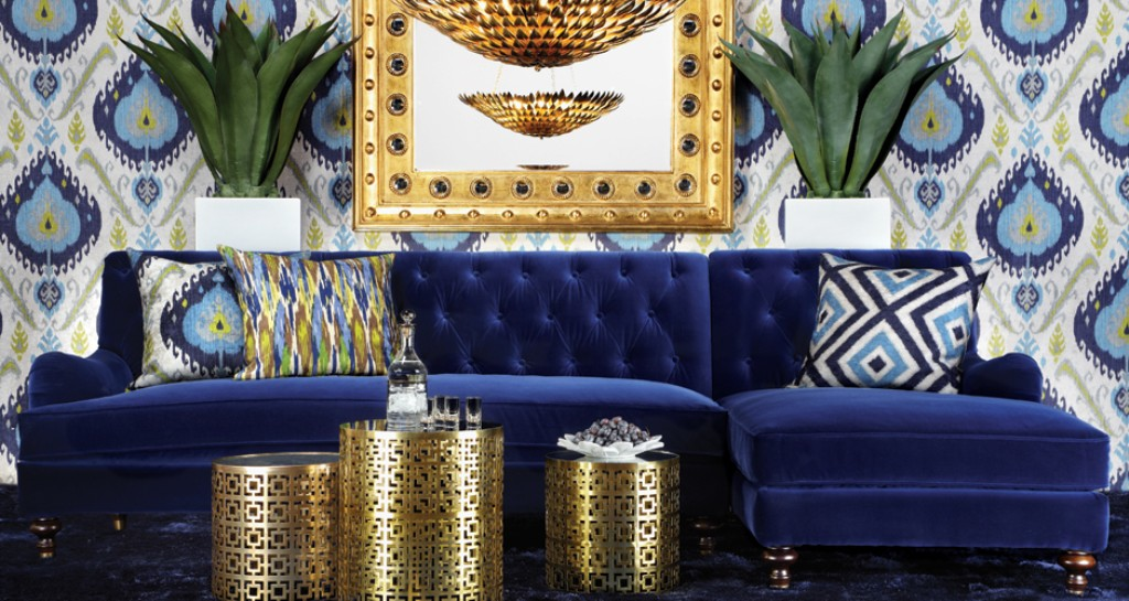 gold-for-more-luxury-5 The Latest & Hottest Home Decoration Trends in 2017