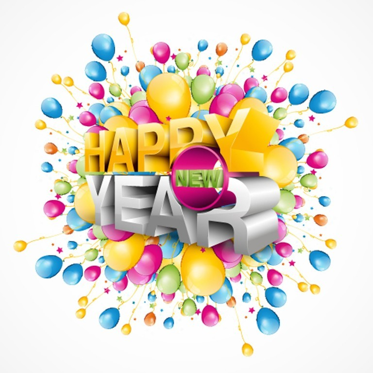 happy-new-year-2016-28 50+ Best Merry Christmas & Happy New Year Greeting Cards 2019 - 2020