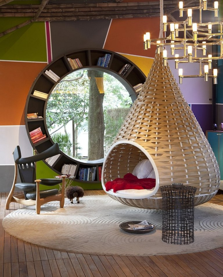 indoor-and-outdoor-furniture-5 75+ Latest & Hottest Home Decoration Trends in 2020