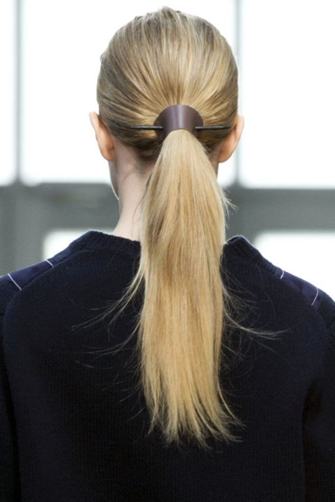 leather-accessories-2 27+ Latest Hairstyle Trends for Women in 2020