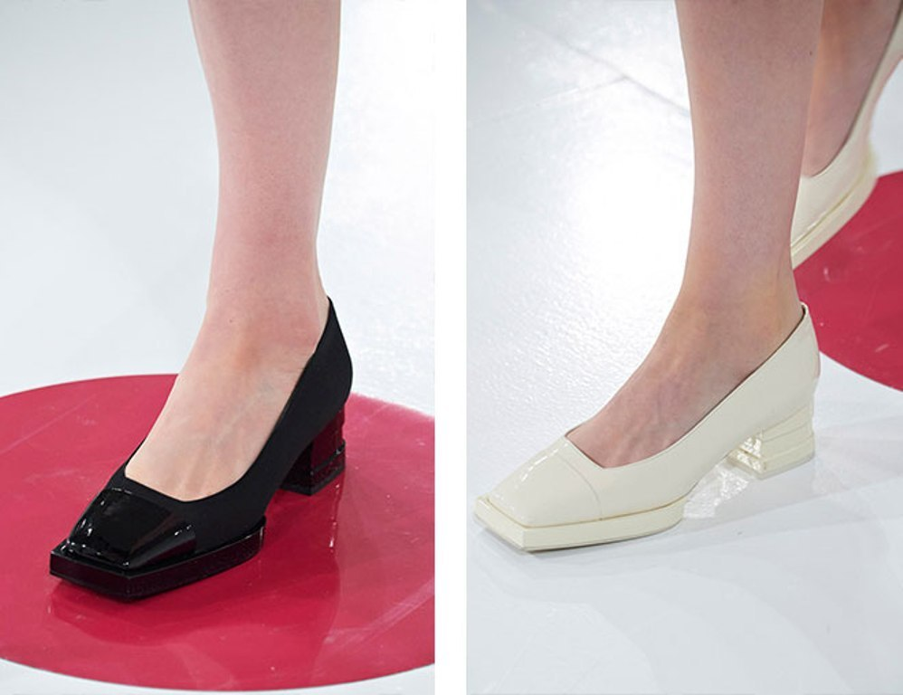 low-heels-2 The Latest Shoe Trends for Women in 2016
