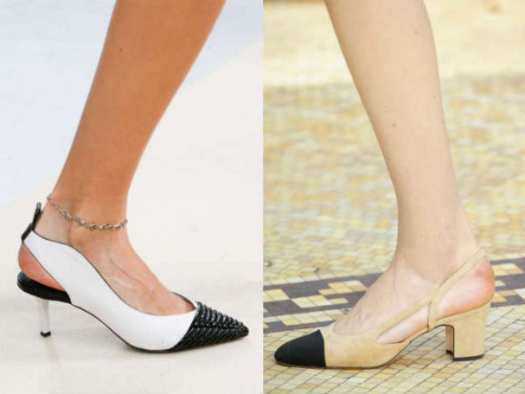 low-heels-4 Best 16 Shoes Trends for Women