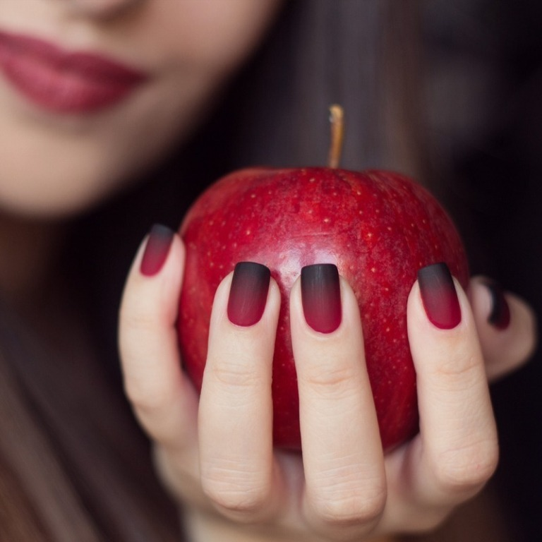 matte-nails-1 45+ Hottest & Catchiest Nail Polish Trends in 2021