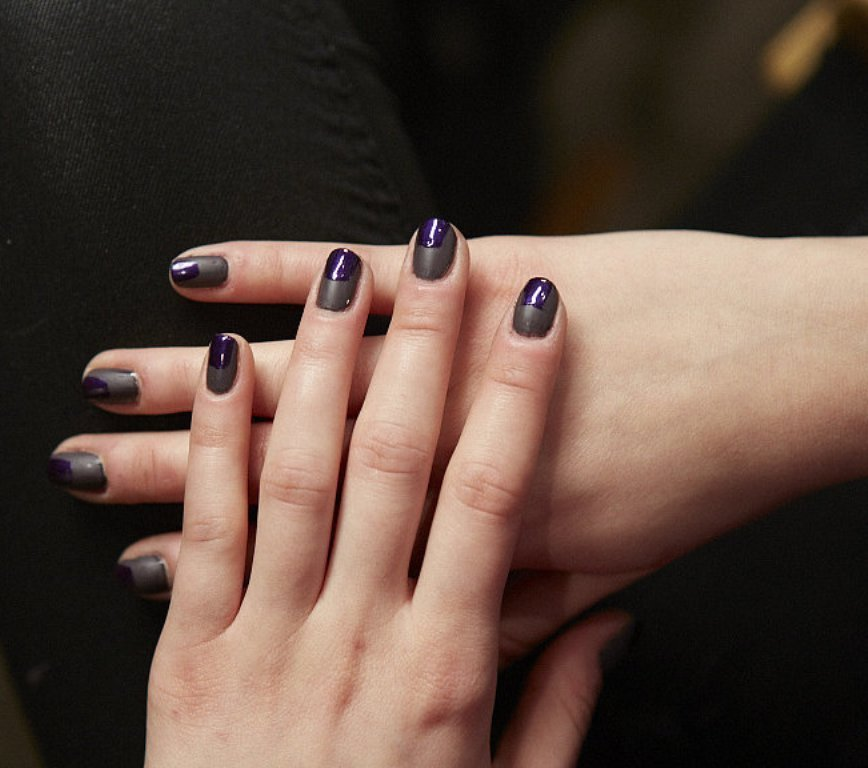 matte-nails-3 45+ Hottest & Catchiest Nail Polish Trends in 2021