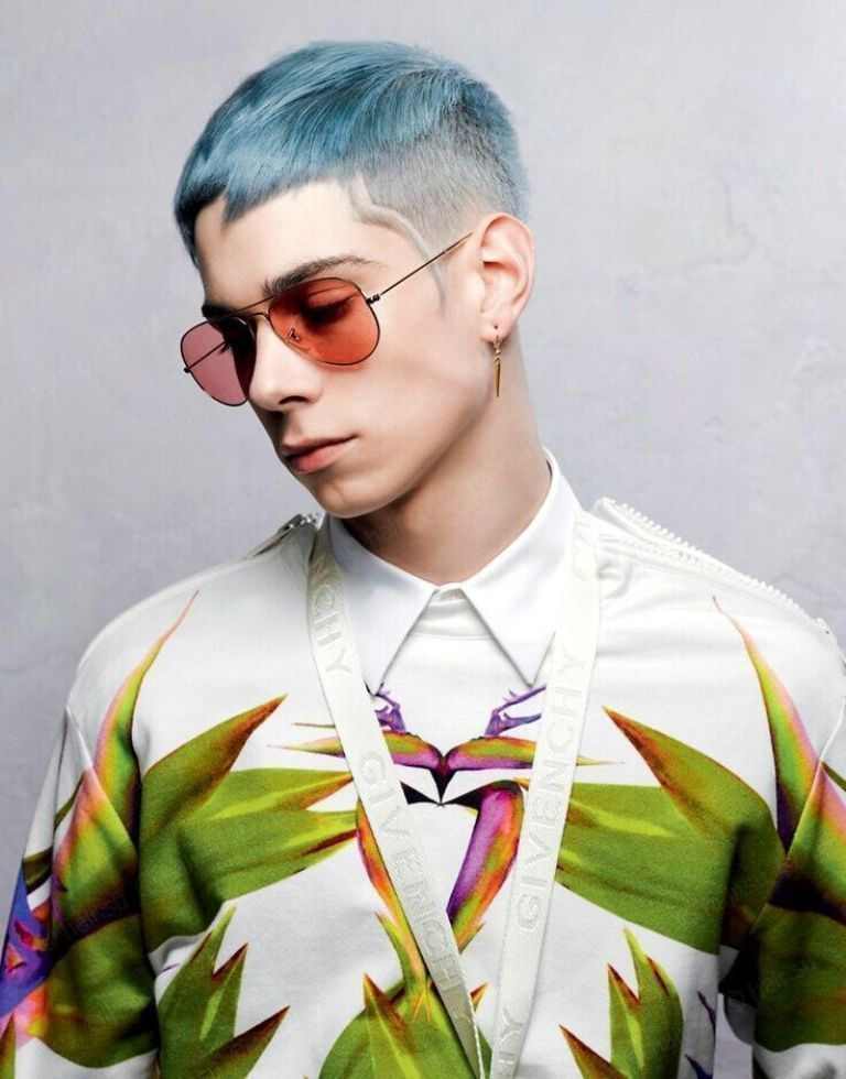men-hair-colors-2016-1 43+ Hottest Hair Color Trends for Men in 2020
