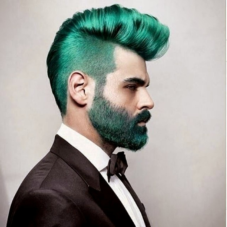 men-hair-colors-2016-14 43 Hottest Hair Color Trends for Men in 2017