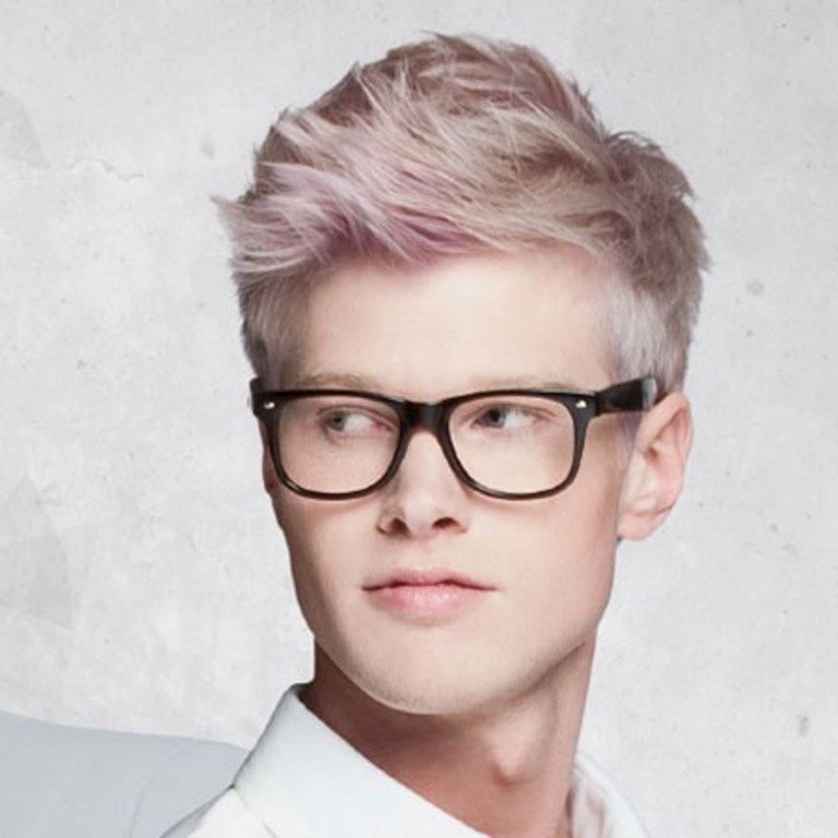 men-hair-colors-2016-16 43 Hottest Hair Color Trends for Men in 2017