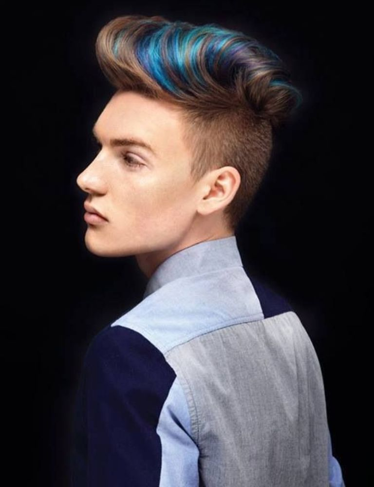men-hair-colors-2016-20 43 Hottest Hair Color Trends for Men in 2017