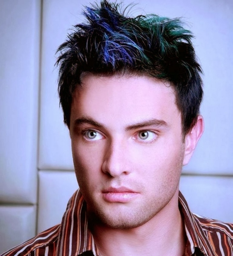 men-hair-colors-2016-23 43+ Hottest Hair Color Trends for Men in 2019