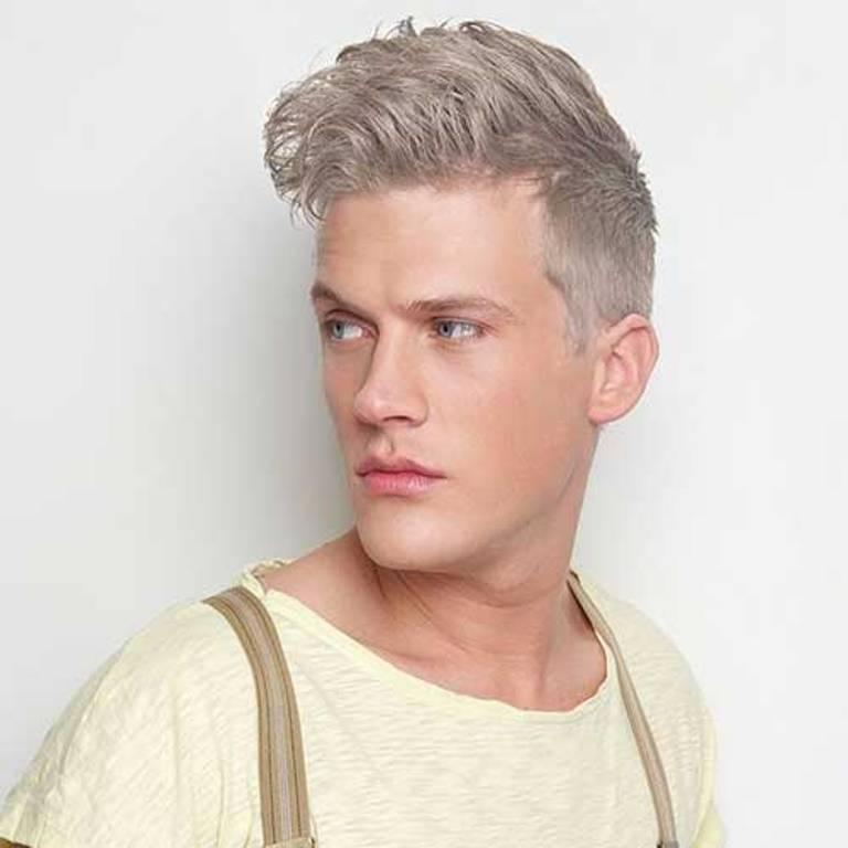 men-hair-colors-2016-30 43 Hottest Hair Color Trends for Men in 2017
