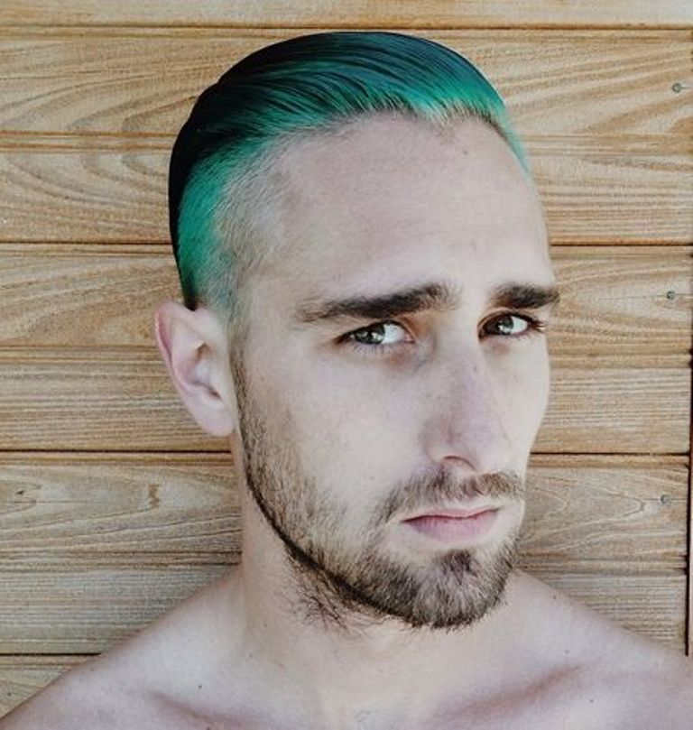 men-hair-colors-2016-36 43 Hottest Hair Color Trends for Men in 2017