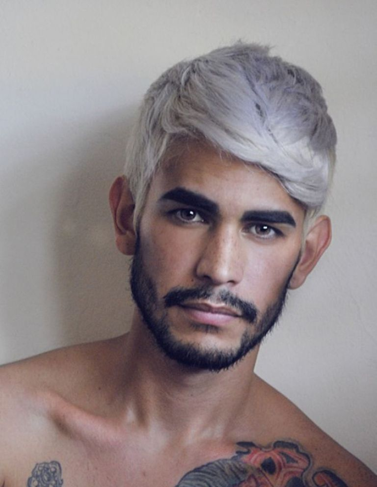 men-hair-colors-2016 43 Hottest Hair Color Trends for Men in 2017