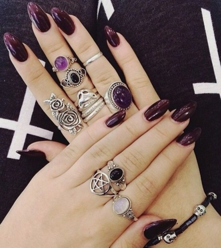 multiple-rings-2 65+ Hottest Jewelry Trends for Women in 2020