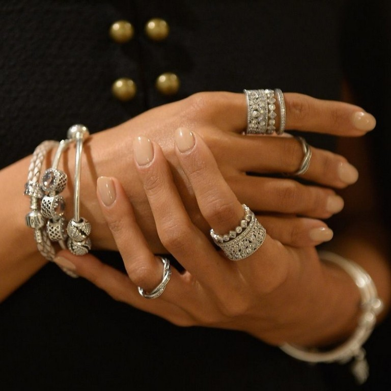 multiple-rings-3 65+ Hottest Jewelry Trends for Women in 2020