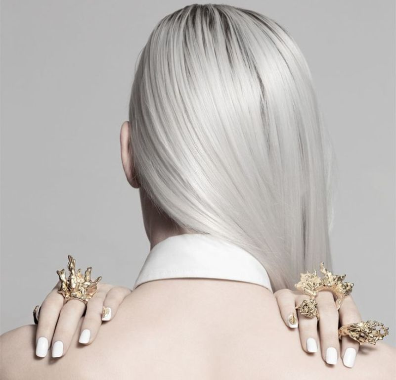 multiple-rings-4 65+ Hottest Jewelry Trends for Women in 2019