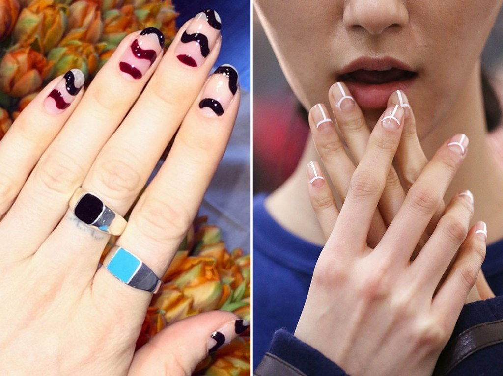 nail-polish-trends-2016-57 45 Hottest & Catchiest Nail Polish Trends in 2017