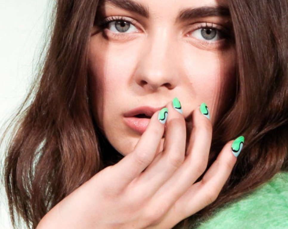 nail-polish-trends-2016-63 45+ Hottest & Catchiest Nail Polish Trends in 2020