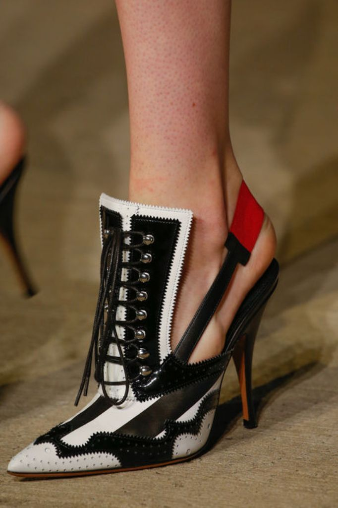 narrow-and-long-nose Best 16 Shoes Trends for Women